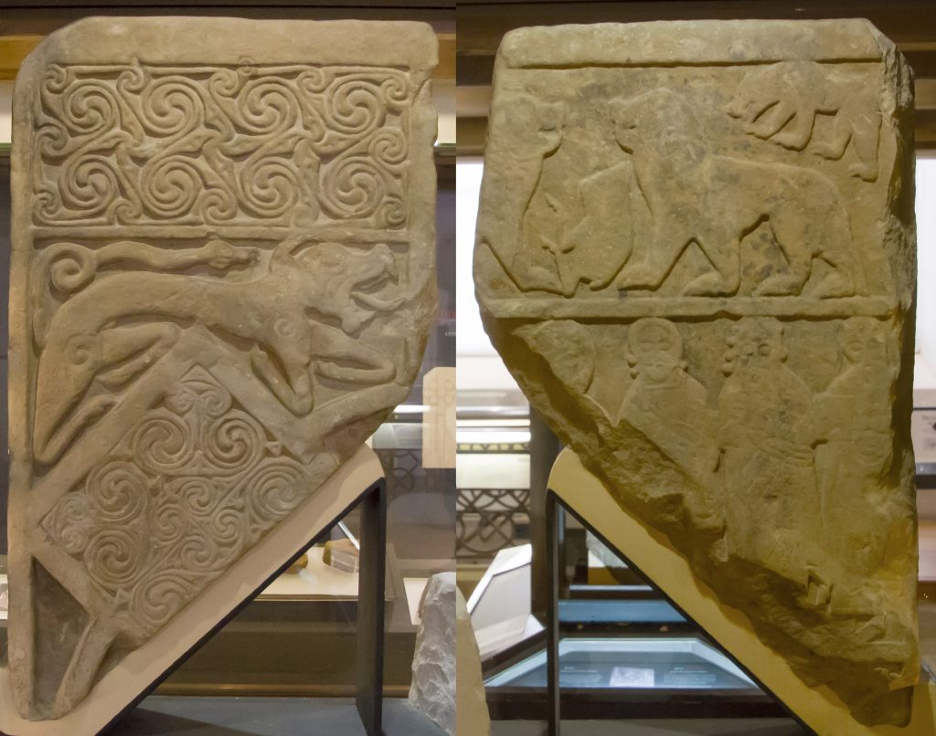 The Dragon and Apostle Stone