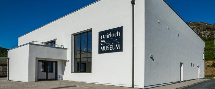 Gairloch museum exterior