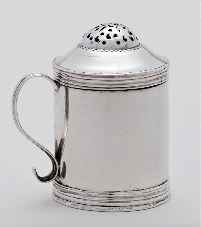 18th c pepper  pot