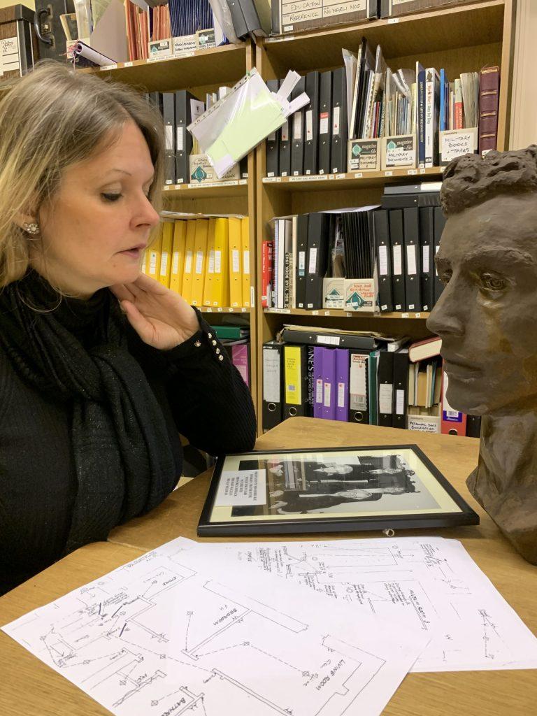 Nairn museum curator