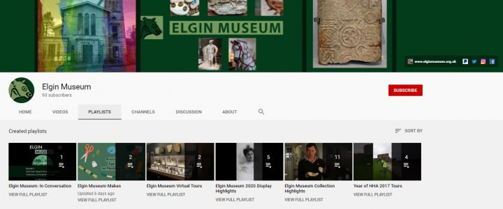 Elgin Museum – A year in review