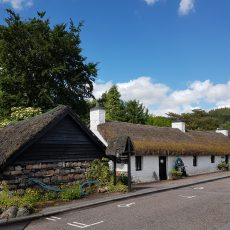 Glencoe Folk Museum